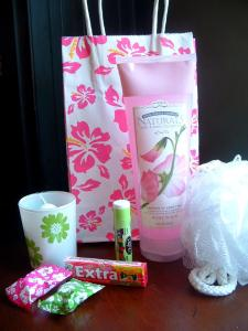 Bridal Shower Goodie bag