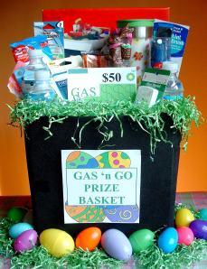 Awesome Prize Basket!