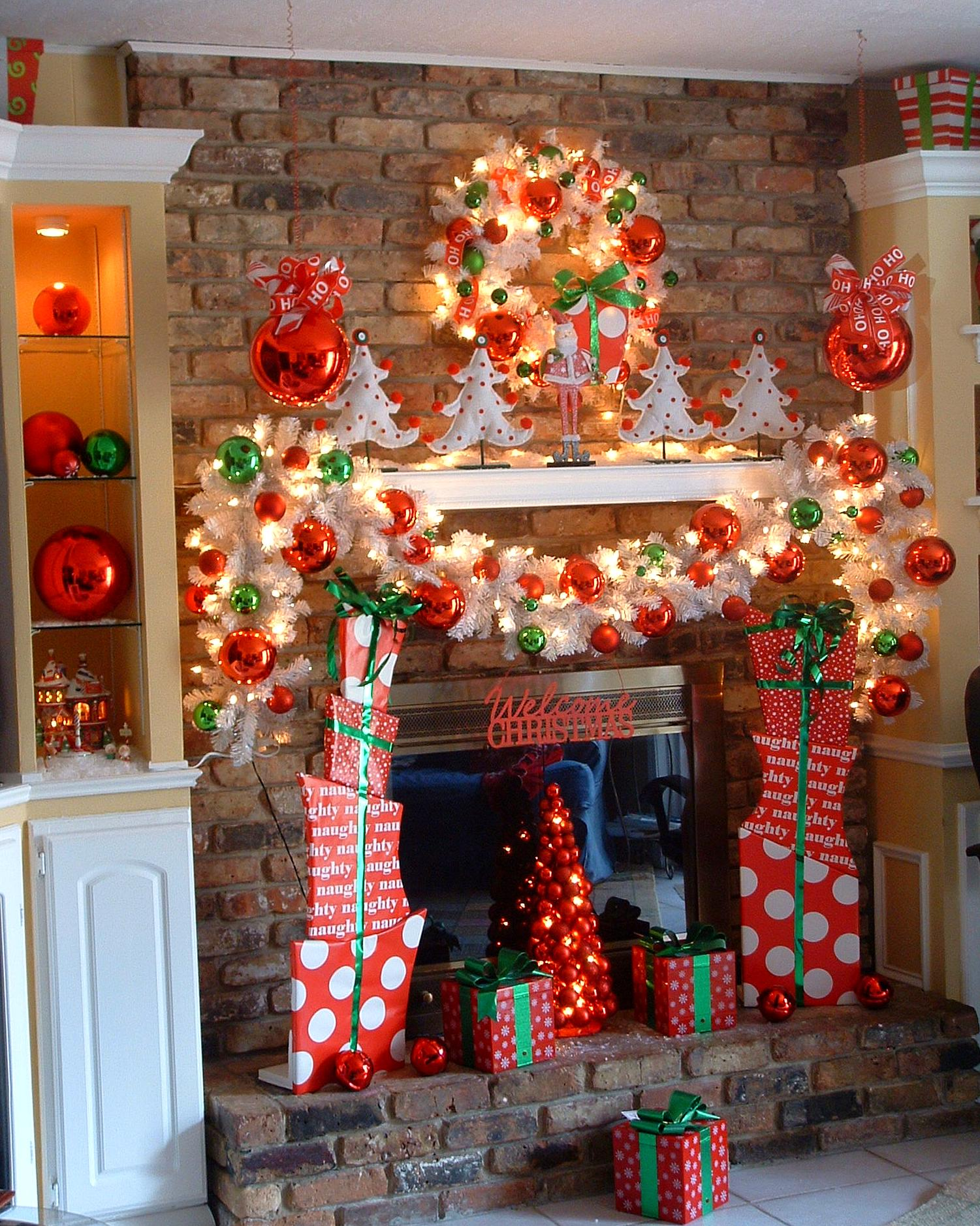 Christmas Themes For Decorating christmas theme decorating ideas – decoration image idea