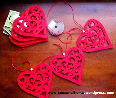Inexpensive Decorations For St Valentine S Day The Seasonal Home
