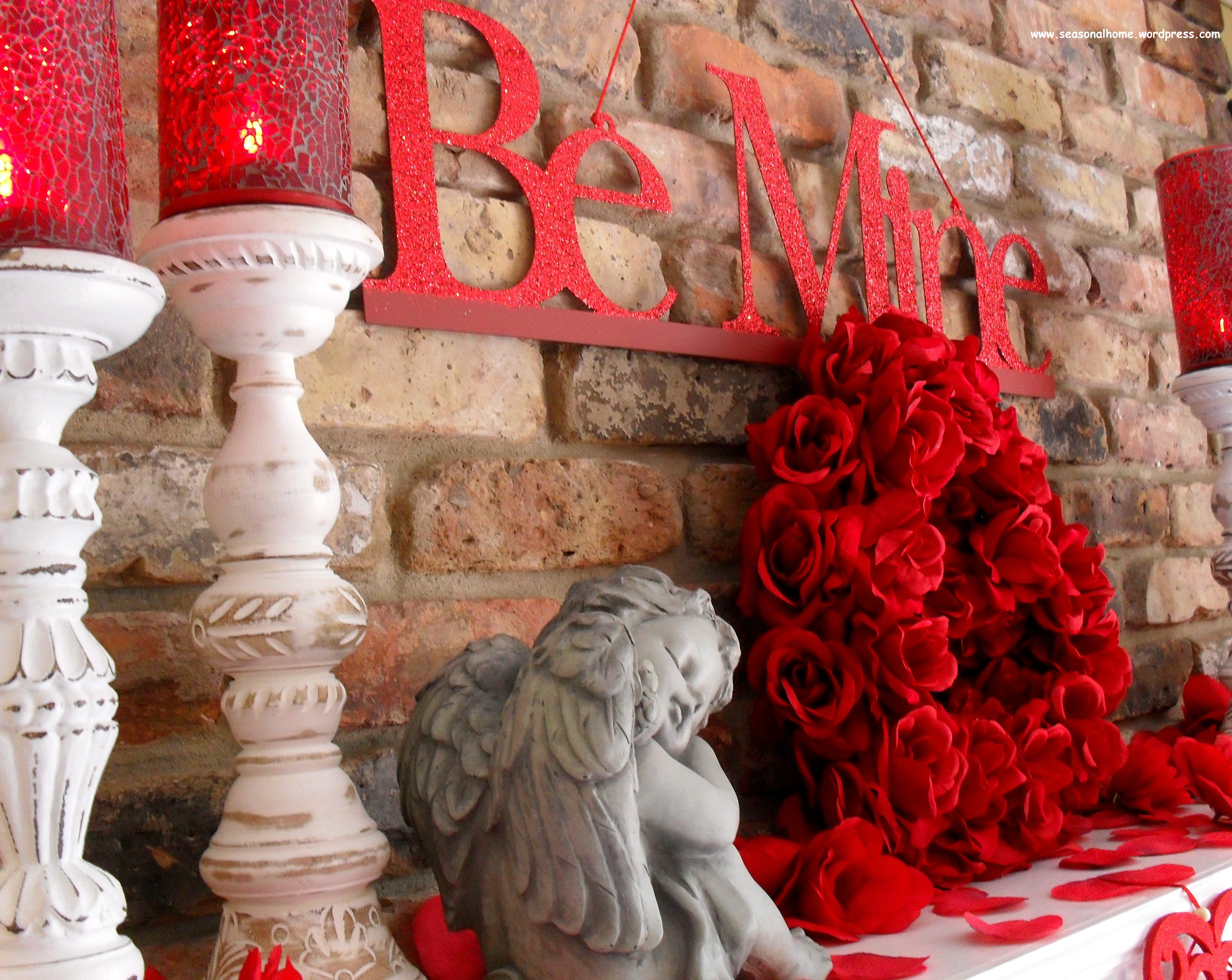 Inexpensive Decorations For St. Valentine's Day « The