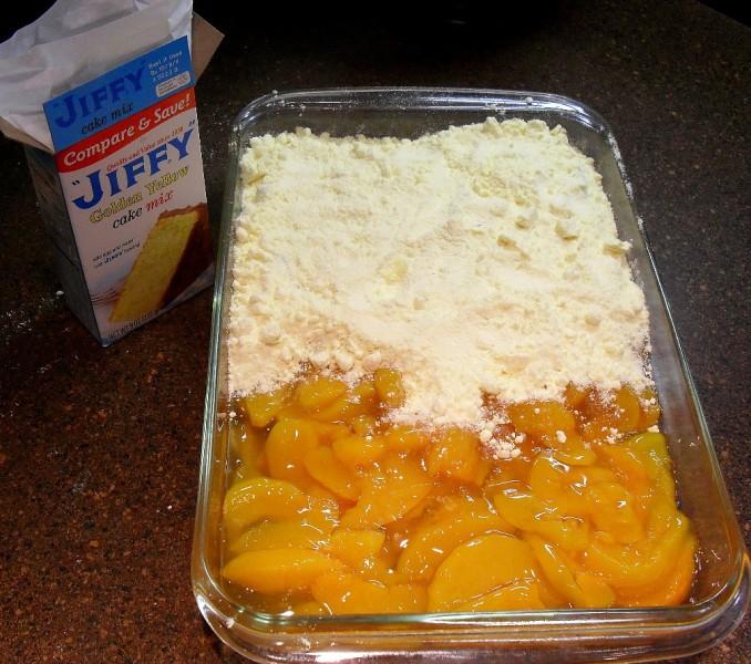 FRUIT COBBLER Recipe « The Seasonal Home