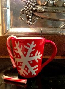 mug and cane