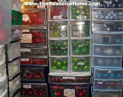 Christmas Storage Tricks Ideas As Orn Balls