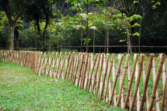 bamboo bountyfence